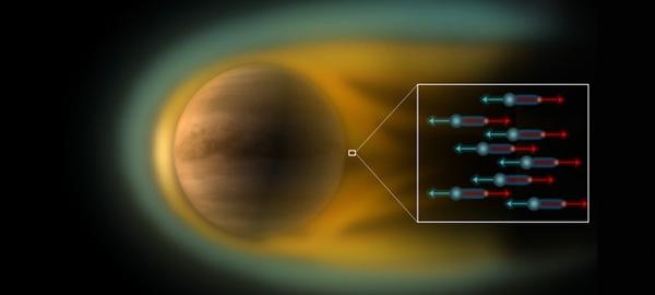 ¿Por qué Venus no tiene agua?