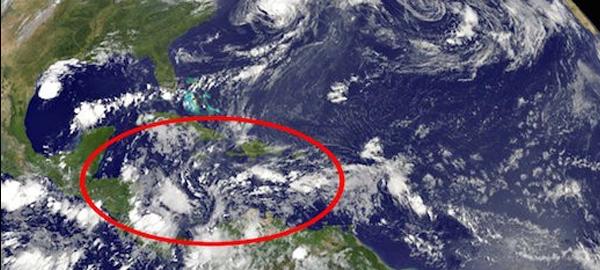 Un extraño zumbido está llegando del mar Caribe