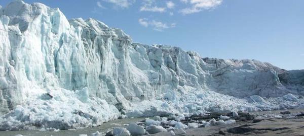 El deshielo en Groenlandia ha empezado pronto y rápido