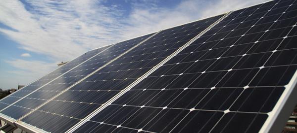 Energía solar para reactivar pozos de agua en Colombia