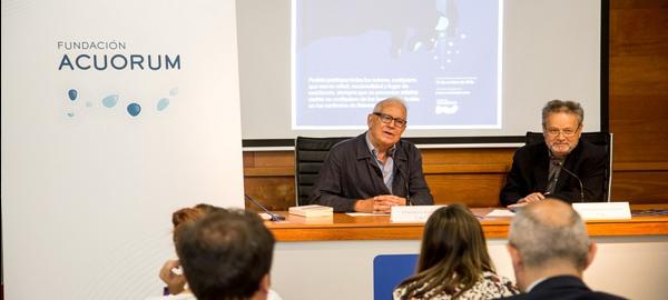 Fundación Acuorum presenta el I Concurso de Relato Corto 'Cuentos de Agua'