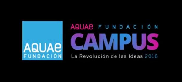 III edición del Aquae Campus sobre la innovación tecnológica y el emprendimiento social