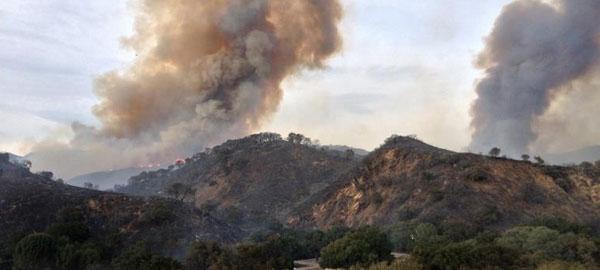 Multas para las urbanizaciones andaluzas en zona forestal sin autoprotección contra incendios