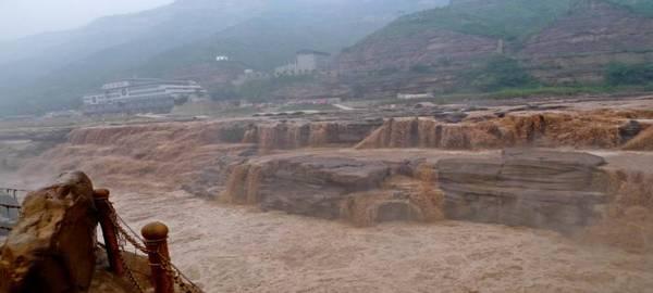 La civilización china comenzó con una gran inundación
