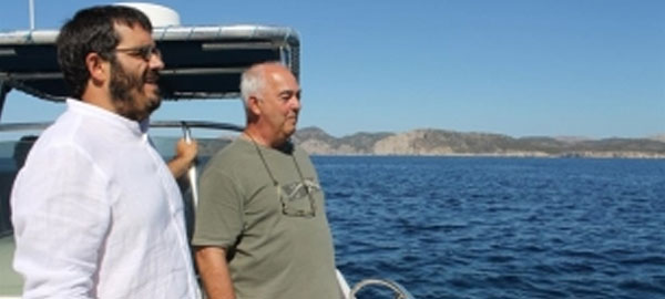 Censo en las reservas marinas de Baleares