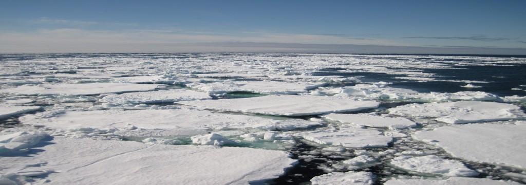 El aumento del tráfico marítimo en el Ártico, causa de la disminución de la capa de hielo