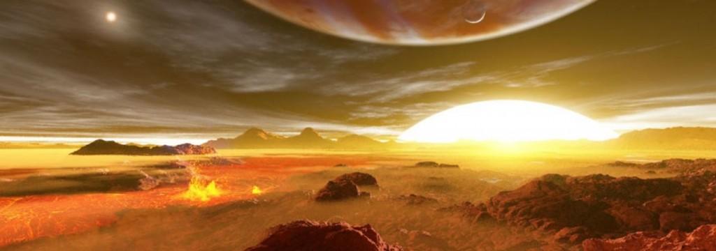 Descubren un exoplaneta cerca de la Tierra que podría contener agua
