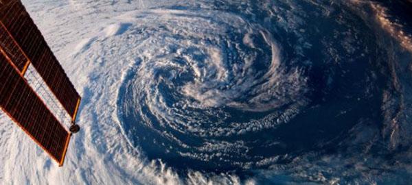 """Detectan ondas sísmicas provocadas por una """"tormenta perfecta"""" en el Atlántico"""