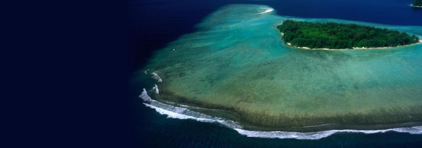 El cambio climático provoca la desaparición de cinco islas y pone en peligro a otras seis