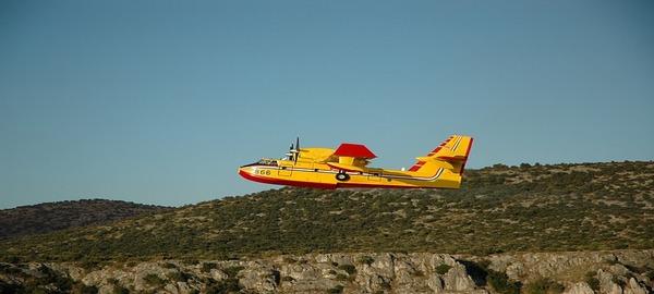 Más de 17.000 personas piden una base de hidroaviones permanente en Canarias