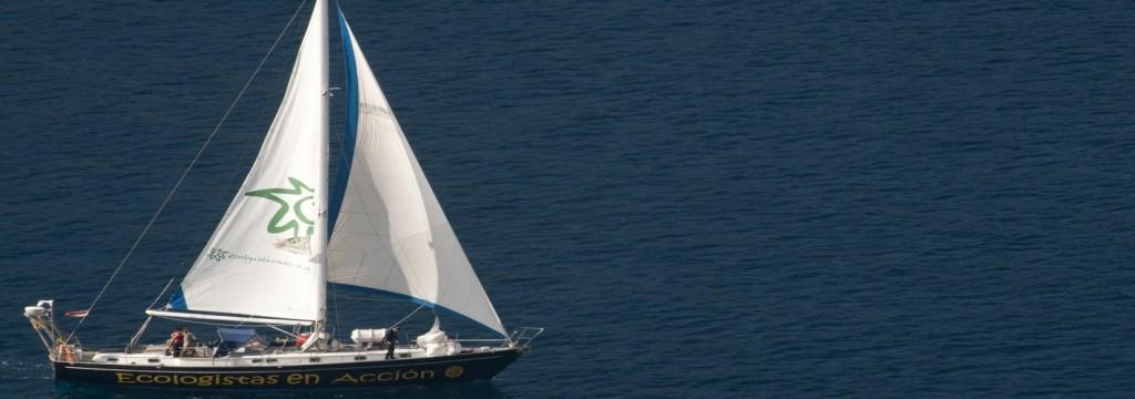 El 'Diosa Maat' llega a Valencia para concienciar sobre la conservación marina