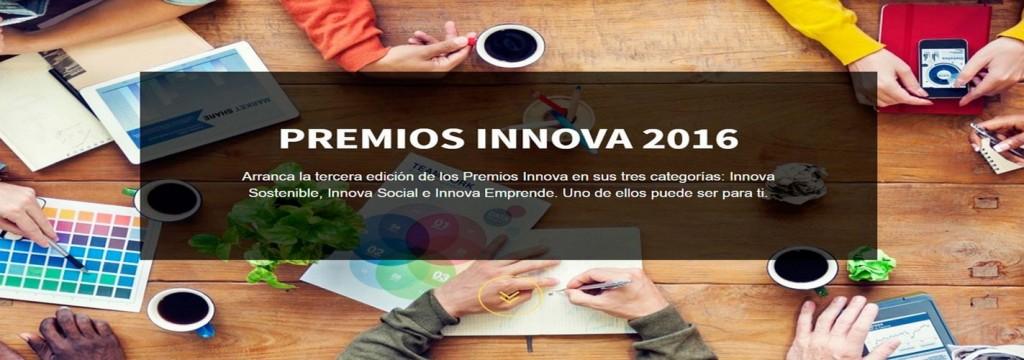 Tercera edición de los Premios Innova de la Fundación Aquae