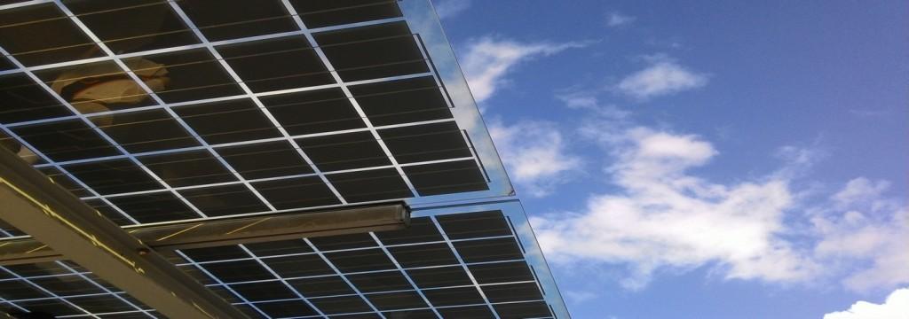 El sol genera el 8% de la electricidad en julio