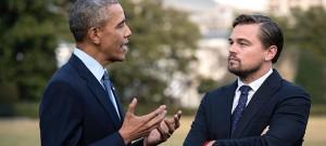 Leonardo DiCaprio se reunirá con Obama para hablar sobre el cambio climático