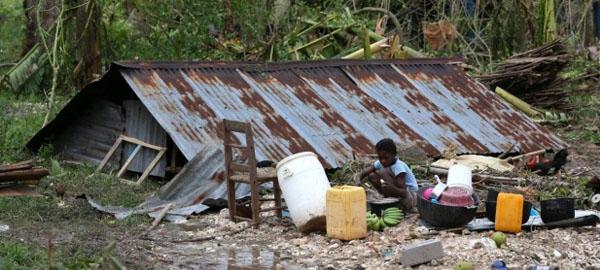 Alerta por falta de agua potable para evitar la epidemia de cólera en Haití