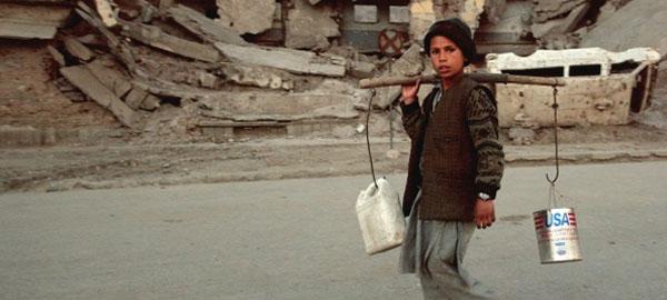 Las sequías aumentan los conflictos en países pobres