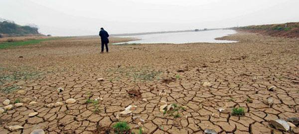 Peligro inmediato de estrés hídrico en el Planeta