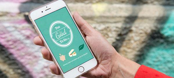 Too Good To Go, una aplicación para luchar contra el despilfarro alimentario