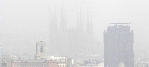 Un estudio demuestra que la contaminación atmosférica es el mayor riesgo para la salud infantil