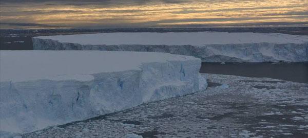 El mayor glaciar de la Antártida lleva 70 años derritiéndose