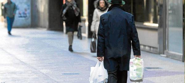 La Comisión de Cambio Climático del Congreso acuerda prohibir las bolsas de plástico en 2017