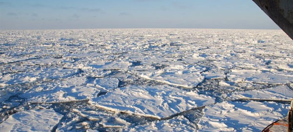 Dos satélites europeos se convierten en 'espías' del deshielo del Ártico