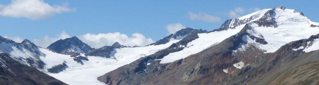 El calentamiento global ocasiona el derretimiento de los glaciares de montaña