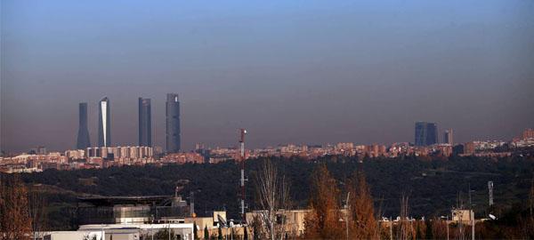 La alerta por polución se dará con 24 horas de antelación