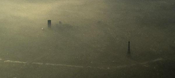 París y Londres, obligadas a tomar medidas drásticas contra la polución