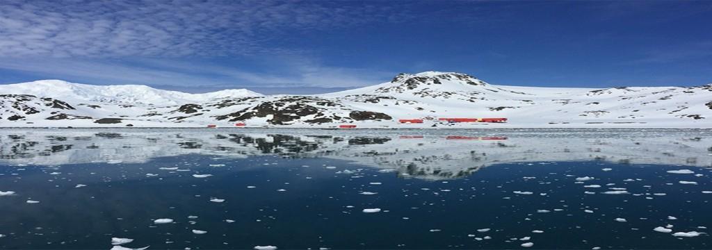 Se cumplen 30 años del primer campamento español en la Antártida