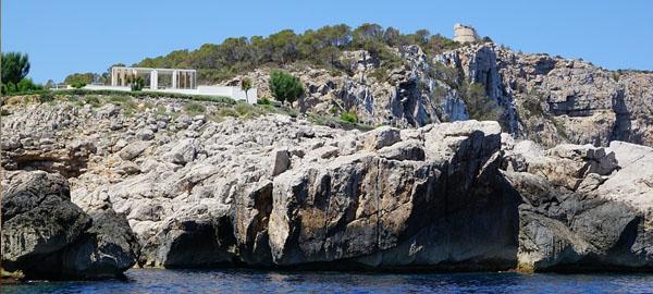 Las autopistas de Ibiza han ocasionado un impacto ambiental y paisajístico desastroso