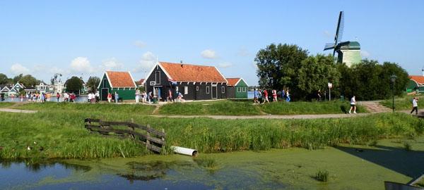 Holanda será sede de centro sobre cambio climático de la ONU