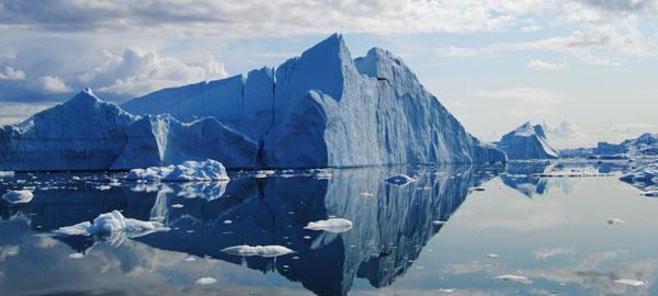 Jaime Lannister muestra cómo el cambio climático afectó a Groenlandia