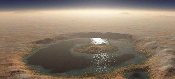 Marte carecía de suficiente CO2 para mantener agua líquida