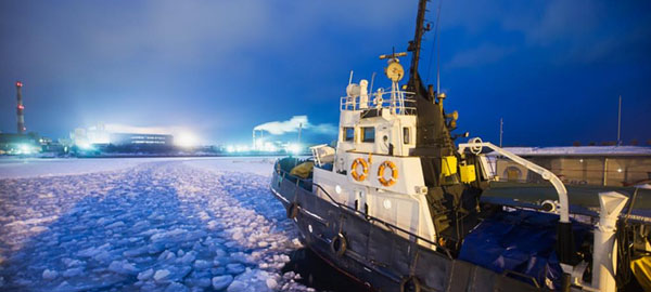 El Ártico marca un nuevo récord de falta de hielo en invierno