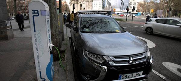España necesitará 300.000 coches eléctricos en 2020 para luchar contra el cambio climático