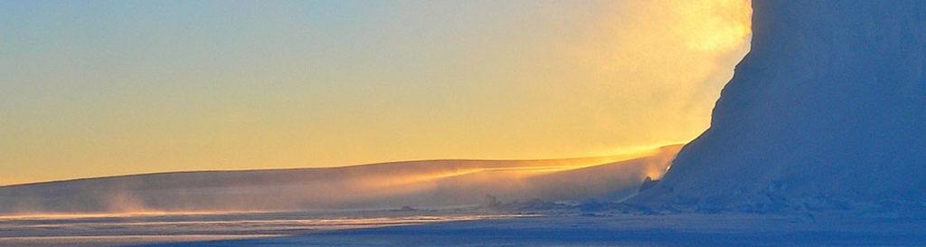 La temperatura de la Antártida alcanza nuevo máximo histórico