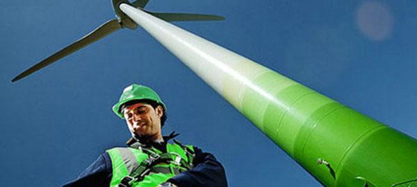 Las energías renovables generan 370 mil empleos en Alemania