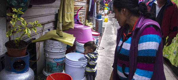 Soluciones a la crisis del agua en México