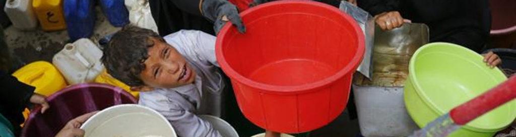 Uno de cada cuatro niños vivirá en zonas con poca agua en 2040