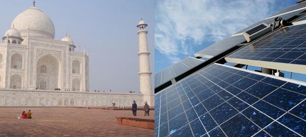 India, la tercera potencia solar del mundo
