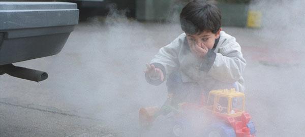 La contaminación afecta ADN de niños y adolescentes