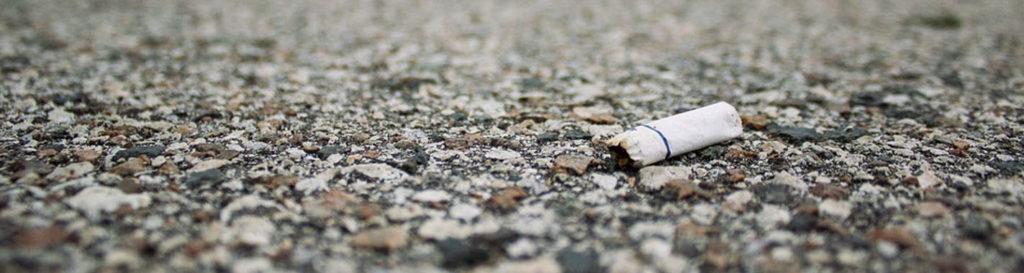 El tabaco tiene un impacto catastrófico en el medio ambiente