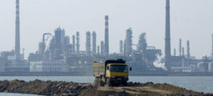 Greenpeace encuentra 226 contaminantes en un parque industrial chino