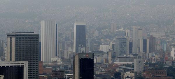 La degradación ambiental eleva el gasto en salud en Colombia en 2015