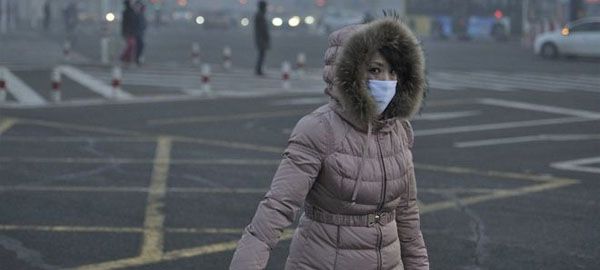 La falta de polvo, el sorpresivo factor que aumenta la contaminación en China
