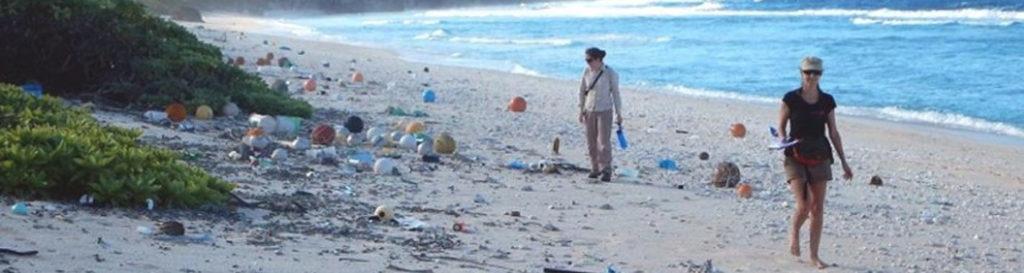 Nuestra basura llega hasta una de las islas más remotas del planeta