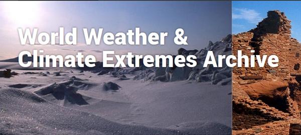 Récords mundiales de víctimas mortales registradas por fenómenos atmosféricos