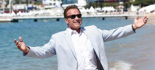 Schwarzenegger también tiene un mensaje ecologista para salvar el planeta