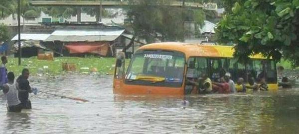 Zanzíbar cierra todas sus escuelas debido a las inundaciones